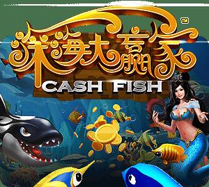 Cash Fish Playtech เพลย์เทค