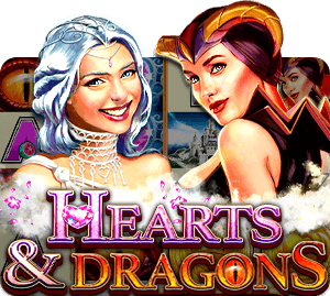 Hearts And Dragons Skywind Group SLOT