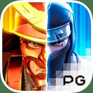 พีจี สล็อต PGslot แตกง่าย Ninja vs Samurai (RTP 97.44%) เว็บสล็อต Nowbet Asia เว็บพนันระดับเอเชีย