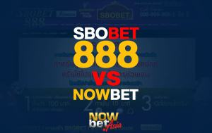 SBOBET888 vs Nowbet