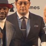 Japan Mayweather Tenshin Nasukawa