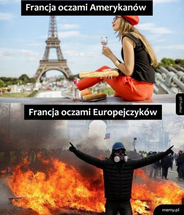 Francja - Memy.pl