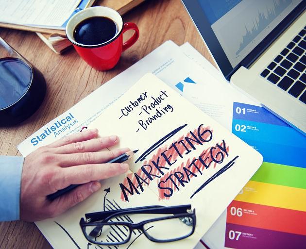 Marketing Strategy Product Branding