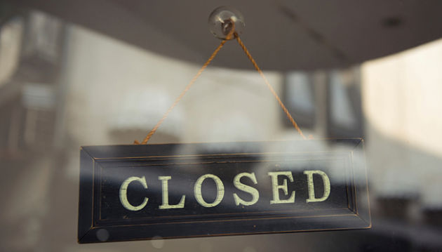 Escape rooms usually shut down due to low quality or a small market.
