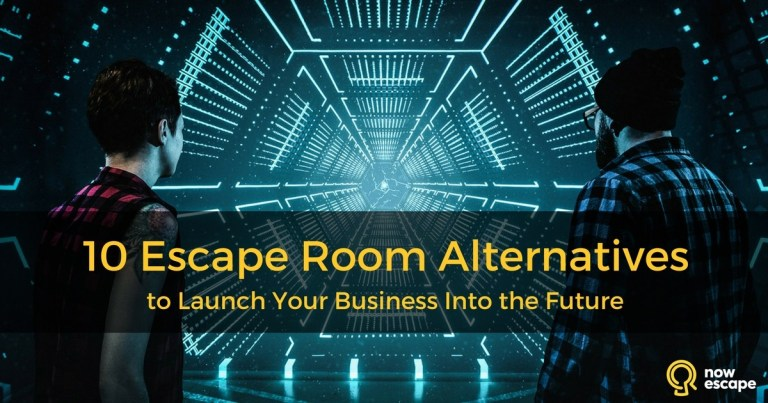 10 Escape Room Alternatives to Launch Your Business Into the Future