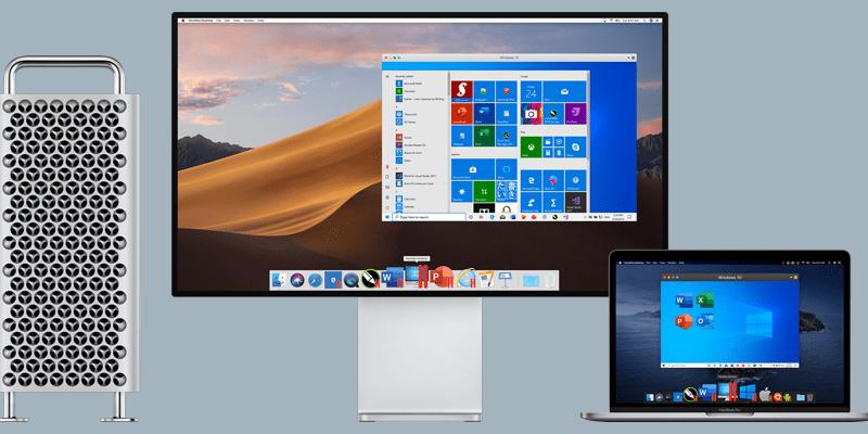 Arriva Parallels Desktop 15: pronto per Catalina