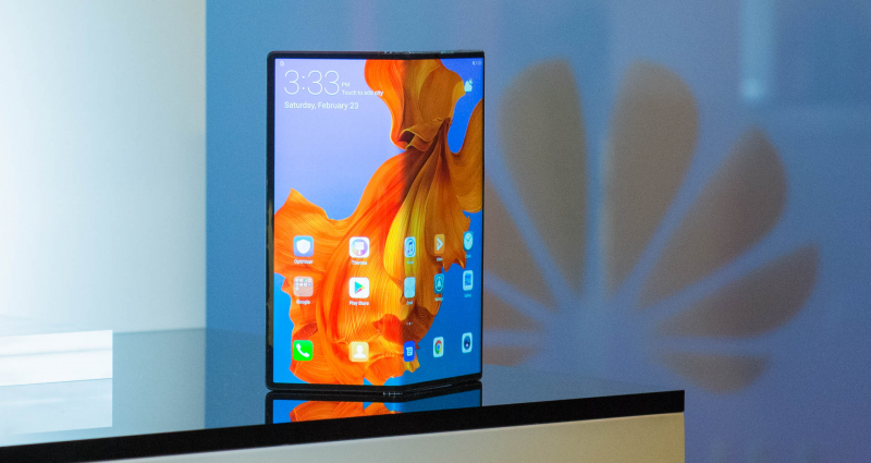 Le Google Apps non saranno disponibili sul Huawei Mate X