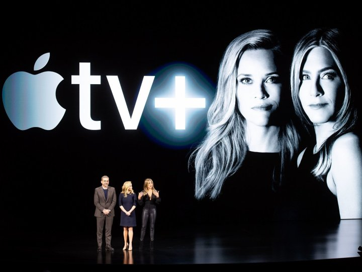 Apple TV+ a 4,99$ al mese, concorrente di Netflix?