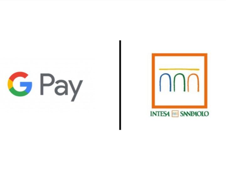 Intesa Sanpaolo estende la compatibilità a Google Pay