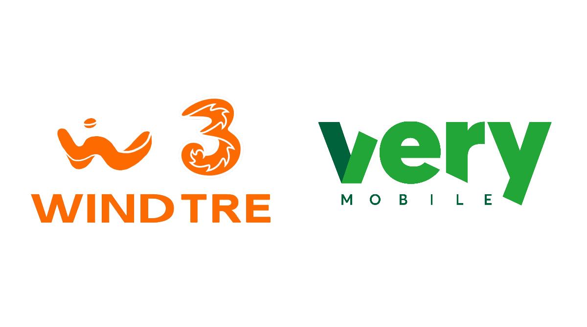 """L'operatore virtuale di Wind Tre pronto al debutto questa settimana """"Very Mobile"""""""