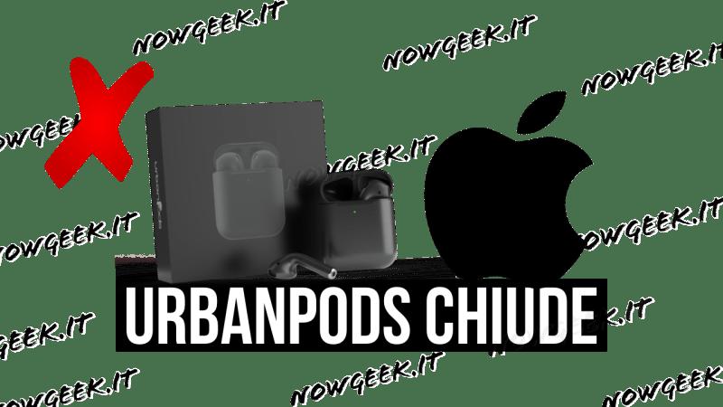 Urbanpods.it chiude i battenti, ecco le possibili motivazioni