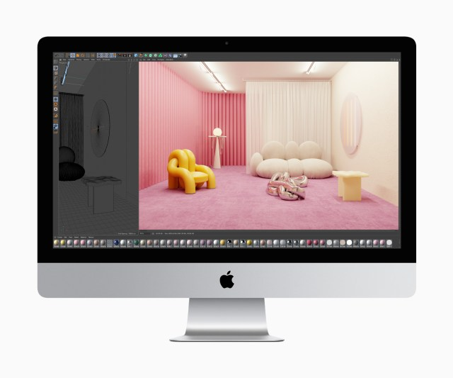 "Apple imac 27"" nuovo 2020"