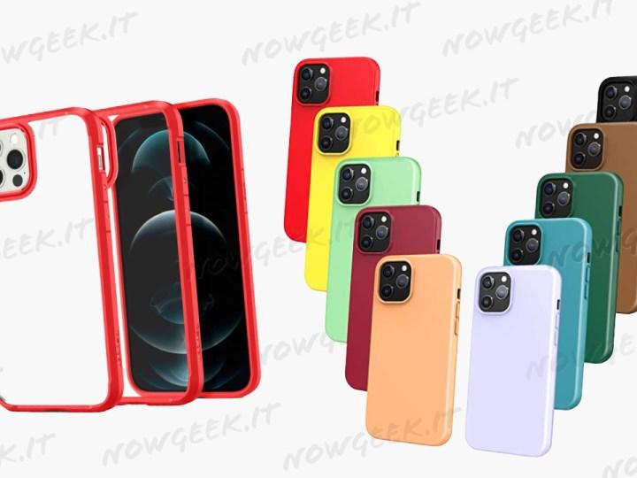 Cover per iPhone 12 e iPhone 12 Pro