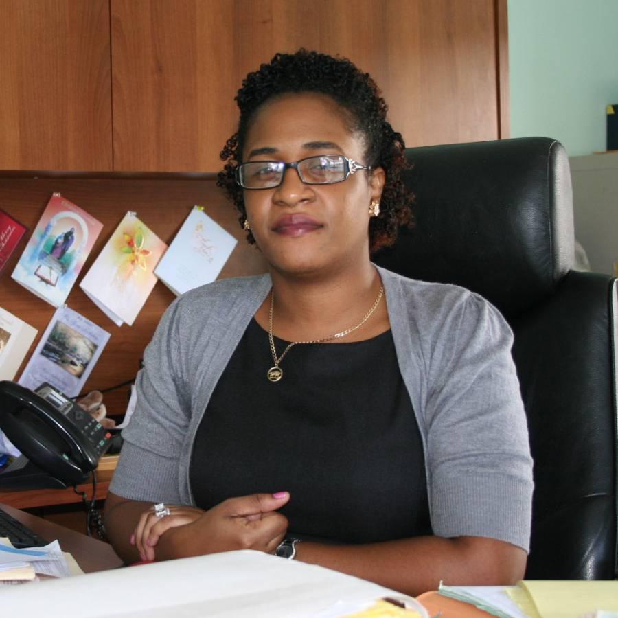 Ophelia Wells-Cornwall, Deputy Comptroller IRD