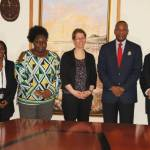 ECCB Governor Holds Discussions with SBFIC