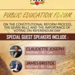 NDC Organises Referendum Public Education Session