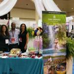 Grenada added Spice to Canada's Bridal Show