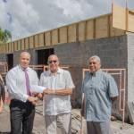 GHTA Donates towards Grenada's First Hyperbaric Chamber