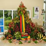Grenlec Celebrates Our Nation's Independence with Lantern Floral Exposition