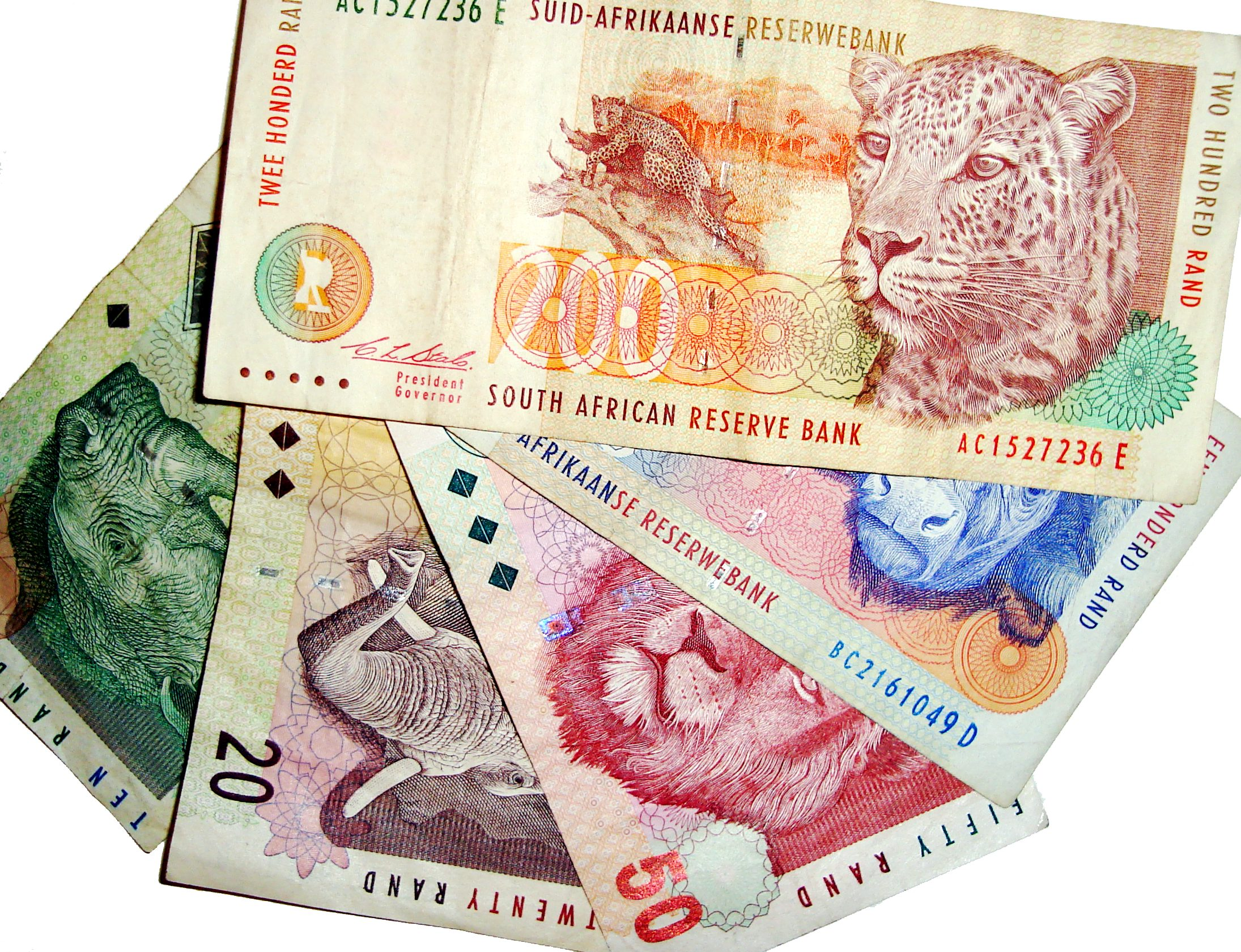 Top 10 Most Recognized African Currencies
