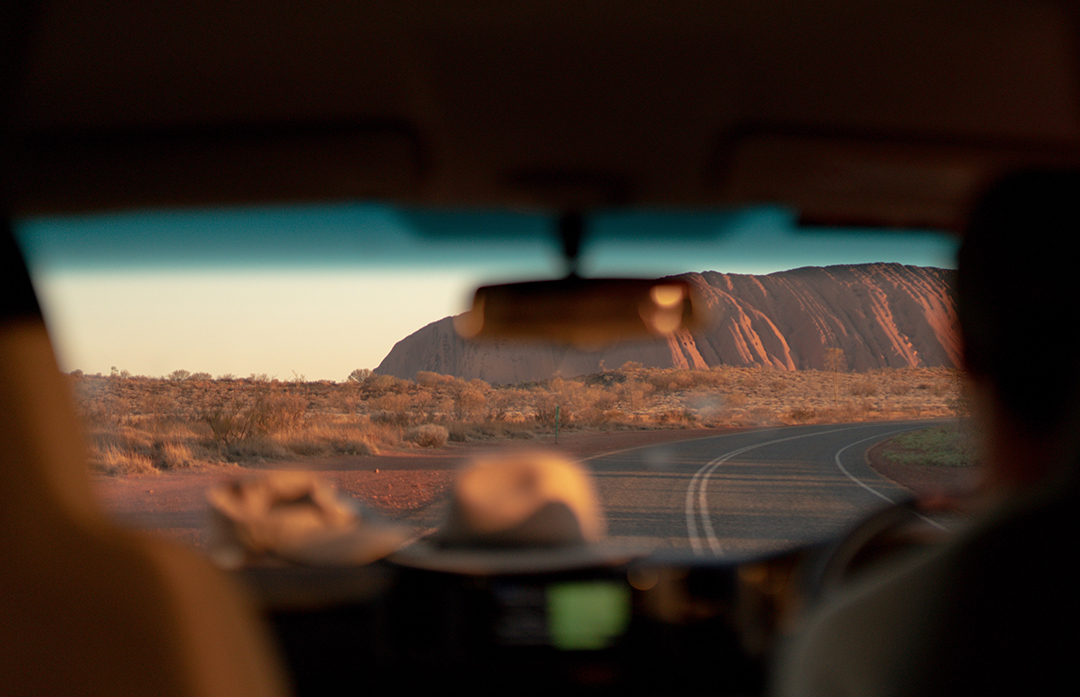From Red Centre to Red Necks | Nowhere | People, Place, Time