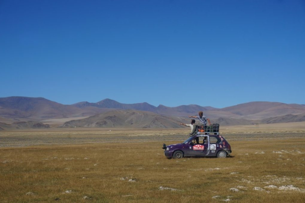 The Mongol Rally | Nowhere Men TV