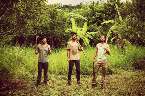Nowhere Men Farming in El Salvador