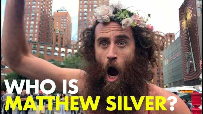 Who is Matthew Silver?   Nowhere Men