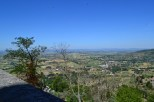 The view from Cortona