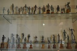 Various figurines