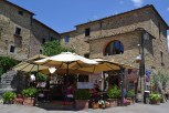 We had our lunch at La Bottega Ristorante Di Carla Barucci