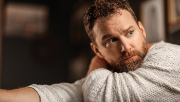 Travelers Star Patrick Gilmore On Davids Fate Sci Fi Fans And His YOU ME