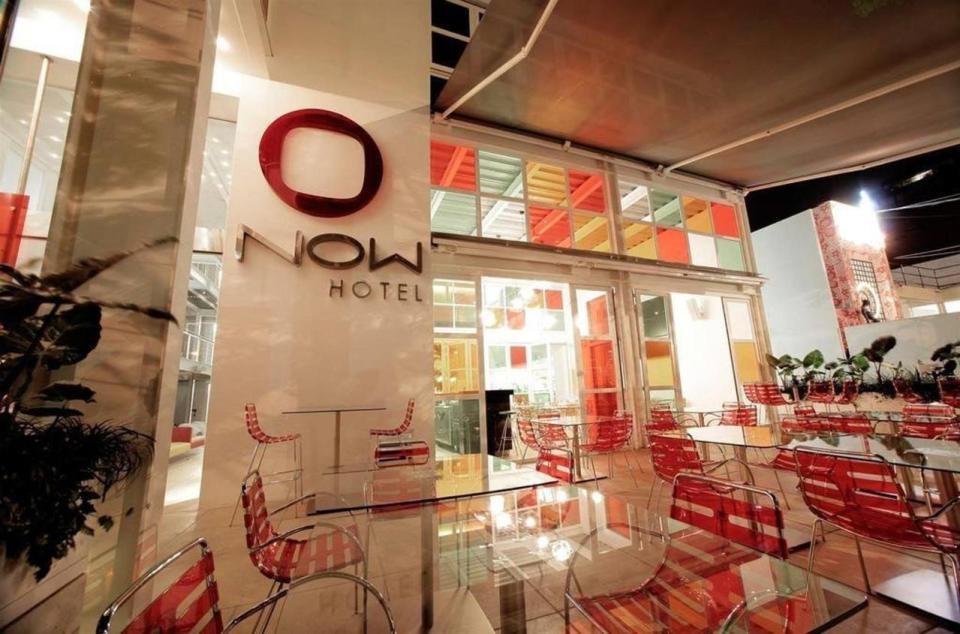 Restaurante Hotel Now