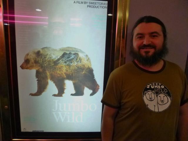 Jumbo Wild T-shirt