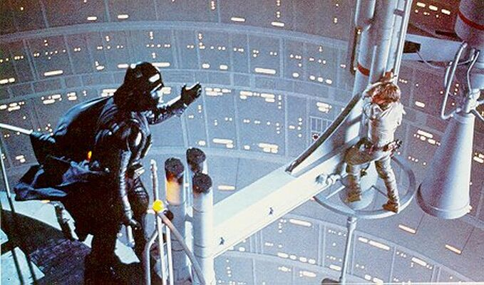 Image result for darth vader luke i am your father
