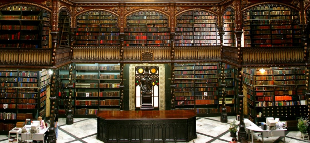 The Magnificent Royal Portuguese Reading Room