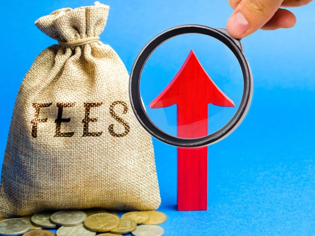 Increase in trademark fees