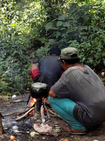 Indonesie 27 juillet - Rinjiani 034