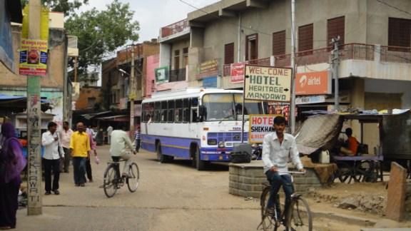 Inde 18 Septembre - Balade dans Mandawa 013