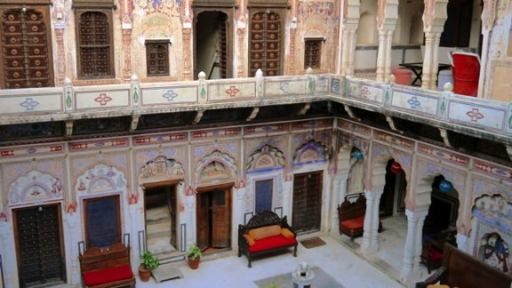 Inde 18 septembre - Mandawa Haveli 002