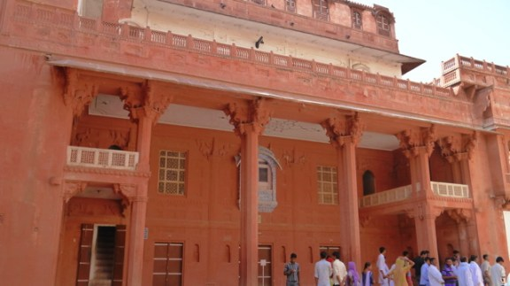 Inde 20 septembre - Bikaner et Deshnoke 011