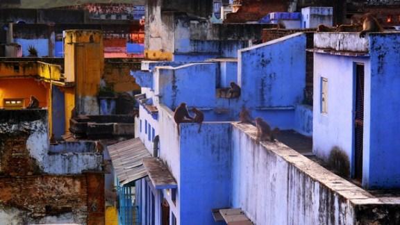 Inde 27 Septembre - route pour Bundi 044