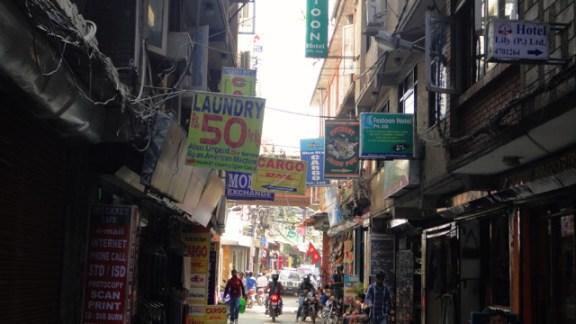 Nepal 8 octobre - Katmandou (4)