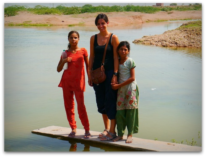 Inde 21 Septembre - Route de Jaisalmer - Khuri 014