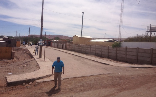 San Pedro d'Atacama, oasis au milieu du désert...