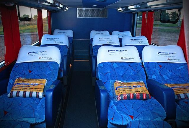 budget transport en argentine