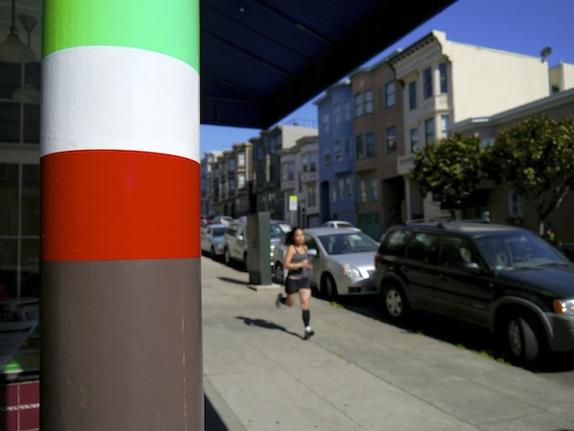 Joggeuse San Francisco