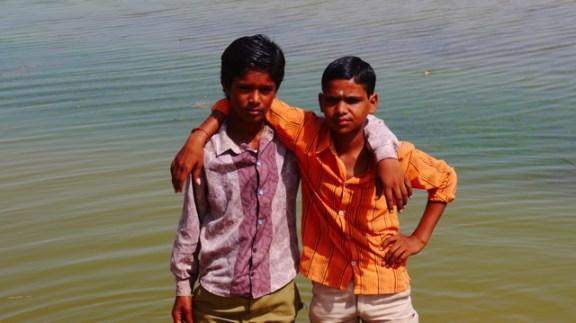 Inde 21 Septembre - Route de Jaisalmer - Khuri 009
