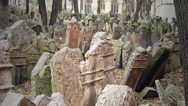 cimetière juif prague