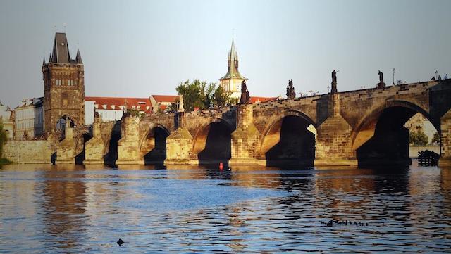 pont-charles prague
